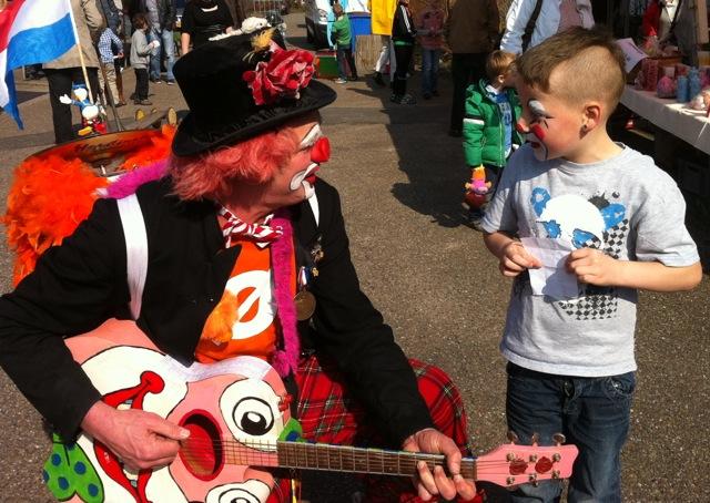 clown troubadour snorre