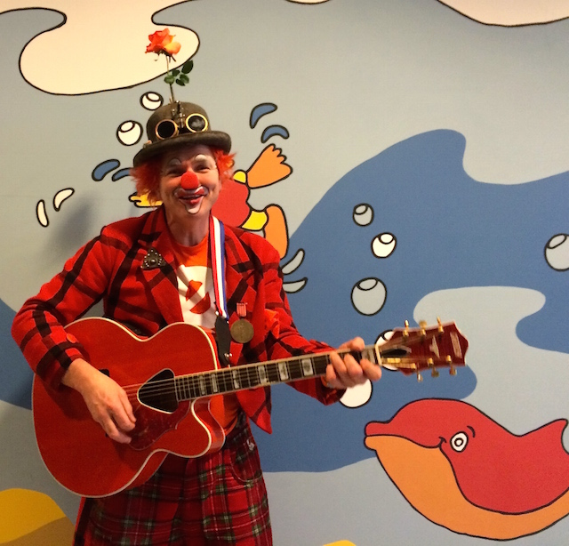 clown snorre kinderdagcentrum het duinhuis haarlem 01